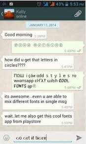 Cool Fonts To Write In Write Whatsapp Messages Using Cool Funky Fonts