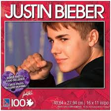 Small Picture Online Store Justin Bieber 100 Piece Jigsaw Puzzle With And Es