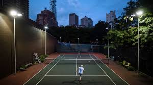 Tennis Court Design Guidelines The Courts Of New York City The New York Times