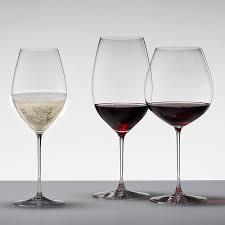 riedel veritas wine glasses riedel veritas oaked chardonnay
