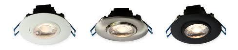 gimbal led lighting. gimbal trim options ll3g led lighting e