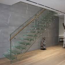 Mistral All glass   Glass stairs   Siller Treppen