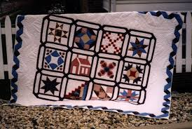 "Sarah's Sampler – Jennifer Chiaverini & The pattern for ""Sarah's Sampler"" appears in my first pattern book, Elm  Creek Quilts: Quilt Projects Inspired by the Elm Creek Quilts Novels ... Adamdwight.com"