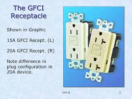 gfci wiring diagram feed through method gfci image ground fault circuit interrupter wiring diagram wiring diagram on gfci wiring diagram feed through method