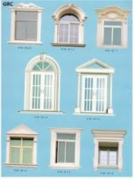window frame. Perfect Frame High Quality Decorative Cement Concrete Grc Window Frame Moulding Intended R