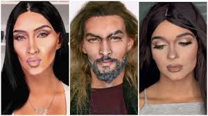 awesome celebrity makeup transformations the power of makeup