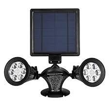 solar lights outdoor motion sensor ithird 12 led