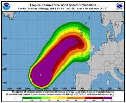 Met Office Warning 36 Flood Alerts In Place As Storm
