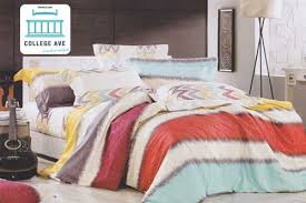 Desert Passage Twin XL forter Set College Ave Designer Series