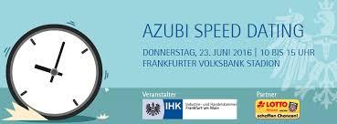 speed dating ihk frankfurt