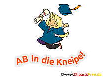 Abi Sprüche Glückwünsche Plakate Bilder Cliparts Gifs