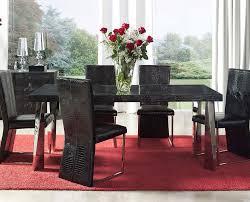 modern formal dining room sets