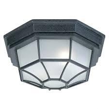 2 lamp outdoor ceiling fixture