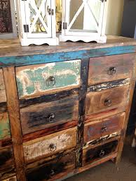 Distressed Wood Furniture; Creating Lovely, Rustic Charm