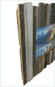 16 x 20 rustic frame x rustic reclaimed beachcomber barn wood frame picture frames 16x20 rustic