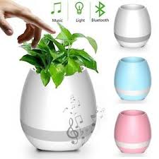 office flower pots. image is loading homeofficeflowerpotsmusicsmarttouchbluetooth office flower pots