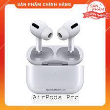 Tai nghe Apple Airpods Pro chính hãng mã VN/a tại Hà Nội