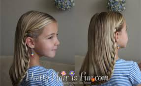 Pretty Girl Hair Style how to do a snake braid hanging braid pretty hair is fun youtube 4189 by wearticles.com