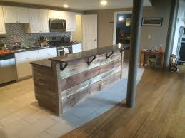 rustic kitchens with islands. Merveilleux Rustic Kitchen Island Bar White Breakfast With Designs Home Styles Stools Kitchens Islands N