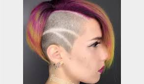 Coiffure Femme Punk