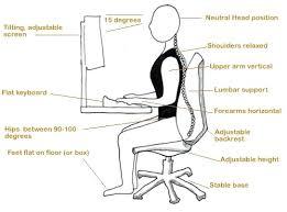 ergonomic home office desk. desk leather ergonomic office computer chair impressive setup remarkable home