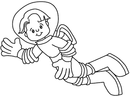 Small Picture Page Astronaut Colouring Pages Coloring Bebo Pandco
