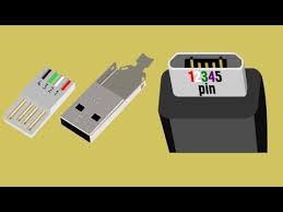 РАСПИНОВКА РАСПАЙКА USB, микро <b>USB</b>, <b>мини</b> USB - YouTube