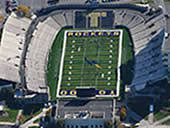Toledo Rockets Glass Bowl Seating Chart Glass Bowl Toledo Seating Guide Rateyourseats Com