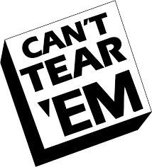 Hd Cant Tear Em Logo Png Transparent Illustration Free