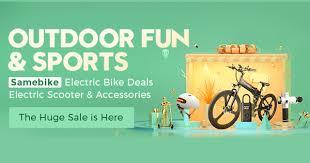 Gearbest Outdoor Gear Promotion: <b>Urban Drift S006</b> for $389.99