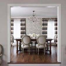 Horizontal Striped Curtains