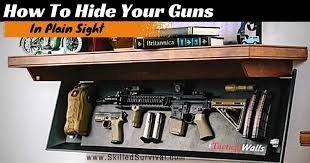 Hidden Gun Coat Rack Hidden Gun Storage Furniture Hide Your Guns In Plain Sight 39