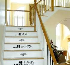 stair landing decor how to decorate stairs small corner ideas stairway decorating staircase images of painted stair landing decor