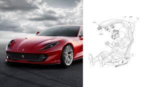 Every aspect of the f12 improves upon the specification of the 599 gtb fiorano. Ferrari Patenta Un Pilar Que Parte El Parabrisas Por La Mitad Ferrari Parabrisas Bugatti Type 57