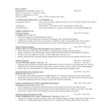 Manufacturing Engineer Resume Sample Electronic Test Engineer Test Engineer Resume Sample Bunch Ideas Of ...
