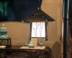 japanese modern bamboo pendant light wasu tatami decor shoji within lamp plans 11