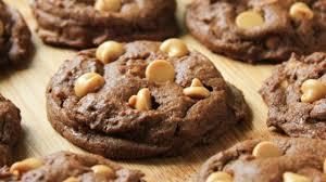 peanut butter chocolate cookies.  Peanut Photo Of Peanut Butter Chip Chocolate Cookies By Michelle Laverdiere In