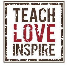 souq wall decor plus more wdpm3756 teach love inspire teacher tile design school wall decals 11 x 11 chocolate brown red uae