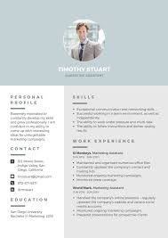 Design Resume Or Cv For You In A Very Professional Way