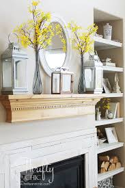 chic mantel decor ci yellow prairie interiors  images about mantels on pinterest mantles hearth and stone fireplaces