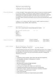 Sample Resume Styles Good Resume Layout Example Resume Layout Sample