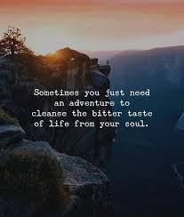 Quotes On Adventure Adorable Quotes On Adventure Brilliant 48 Most Inspiring Adventure Quotes Of