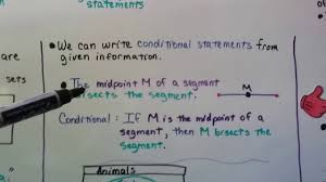 Write A Conditional Statement From The Venn Diagram Geometry 2 2a Conditional Statements If Then P Q
