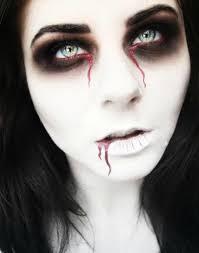 black makeup