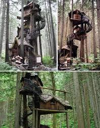 Worldu0027s Coolest Treehouses  ICoolKidCoolest Tree Houses