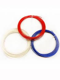 Комплект <b>ABS</b>-<b>пластика</b> Tiger3D 1.75 мм, 3 цвета (белый, <b>синий</b> ...