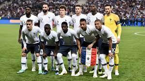 Mit dabei sind wieder karim benzema sowie ein quintett aus der bundesliga. Wm Team Frankreich Im Profil Kader Superstar Der Youngster Wm Geschichte Eurosport