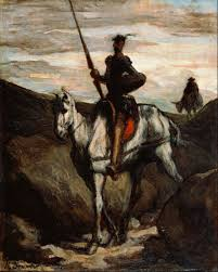 file honore daumier don quixote in the mountains google art project jpg