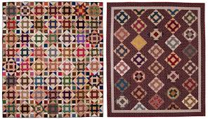 How to design quilt patterns: quilt settings - Stitch This! The ... & Traditional Churn Dash quilts Adamdwight.com