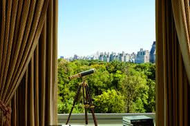 Hotel New Green View The Royal Suite The Ritz Carlton New York Central Park
